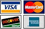 Suburban Fence and Gate Proudly Accepts all Major Credit Cards